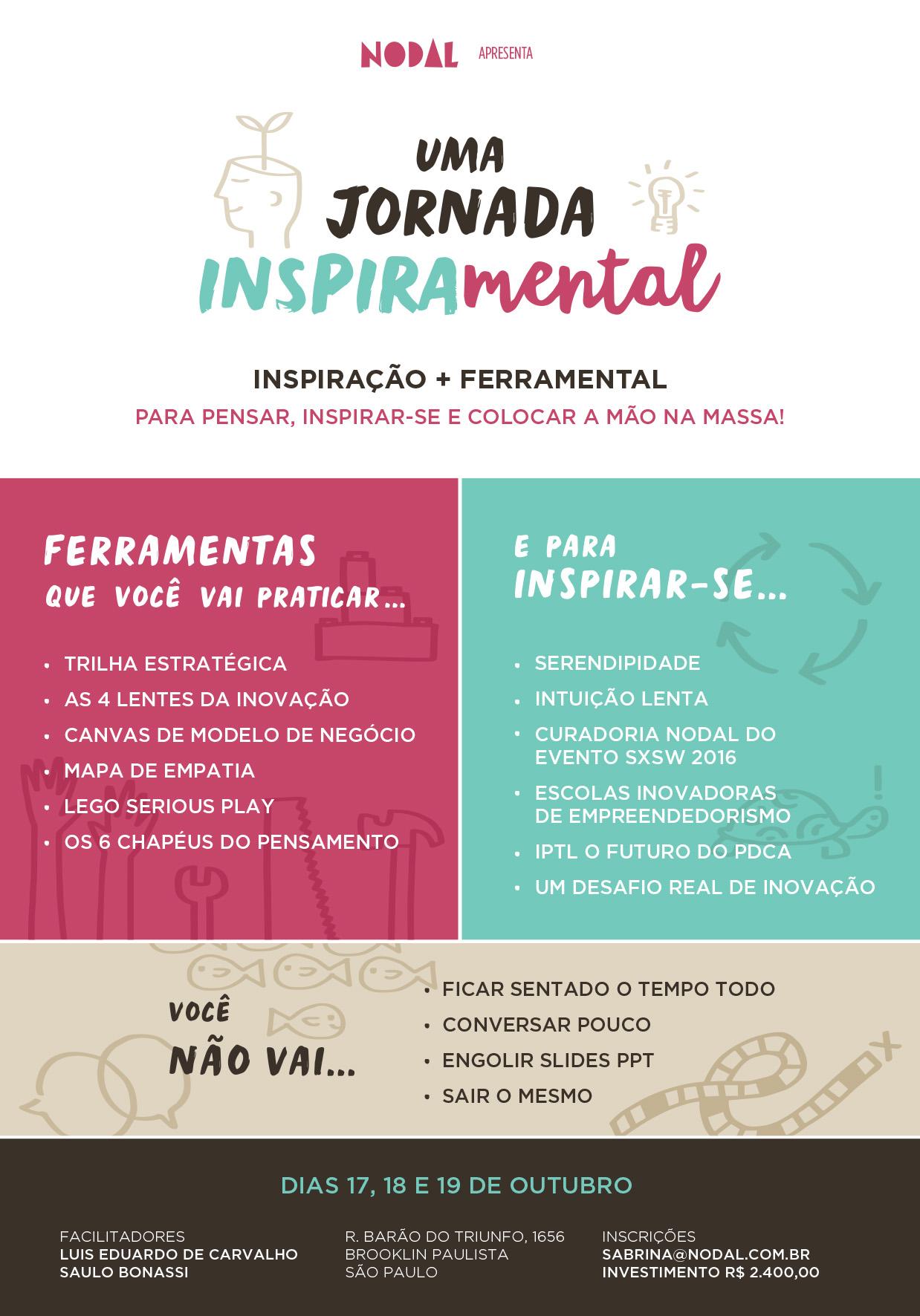 NODAL APRESENTA - UMA JORNADA INSPIRAMENTAL